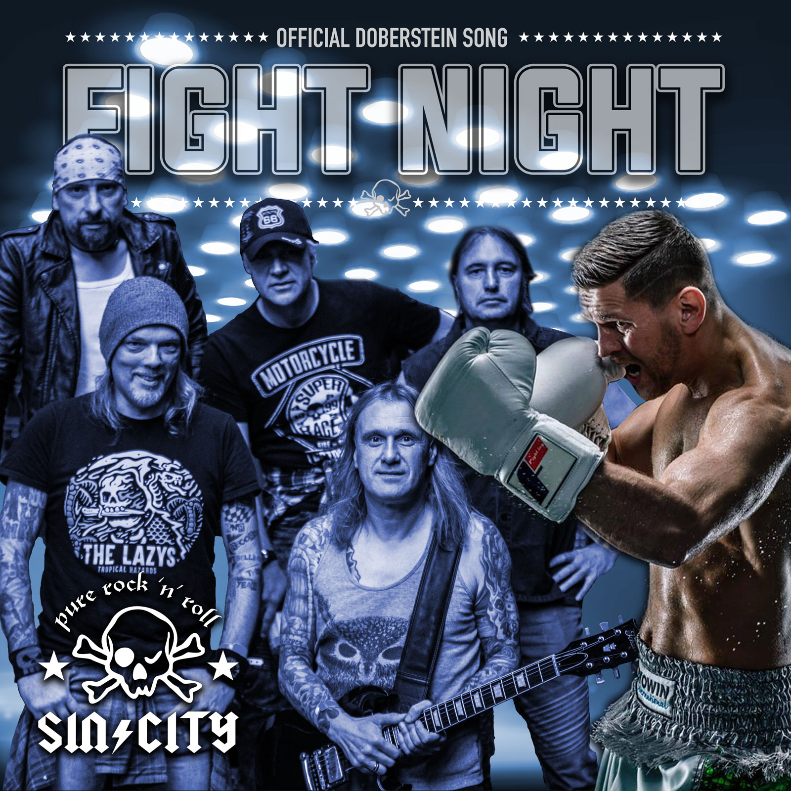 SIN/CITY Fight Night - Official Jürgen Doberstein Song